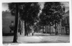 Biltstraat tussen 1900 en 1920
